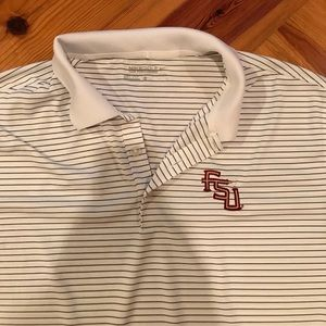 Florida State University Nike golf Polo xl